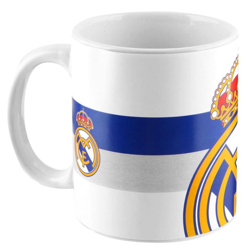 Team Football Mug Real Madrid