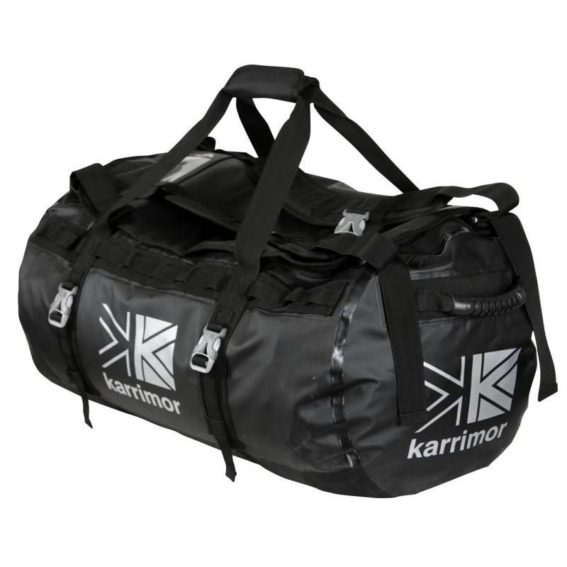 Karrimor 90L Duffle Bag Black