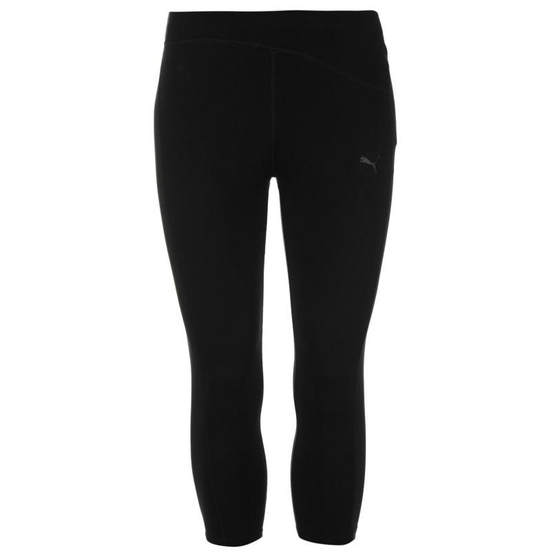 Puma Essentials Studio Capri Pants Ladies Black