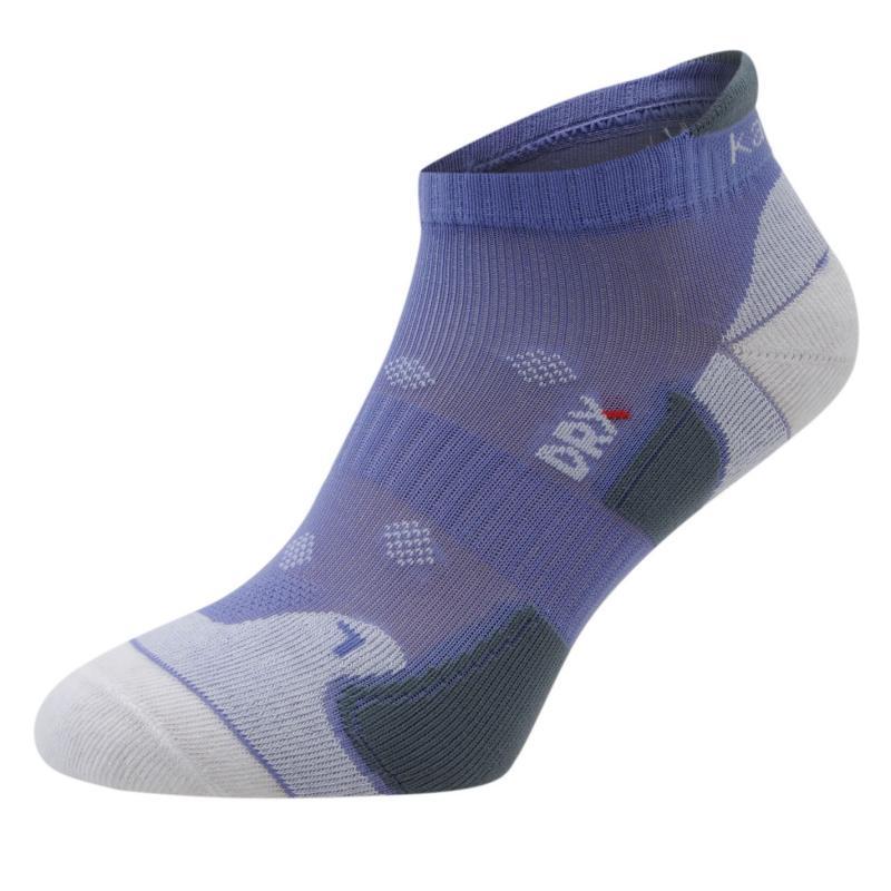 Karrimor 2 pack Running Socks Ladies Lilac