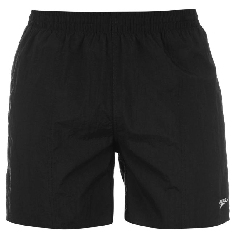 Plavky Speedo Core Leisure Swimming Shorts Mens Black