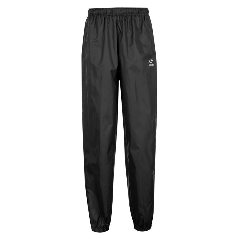 Sondico Rain Pant Mens Black