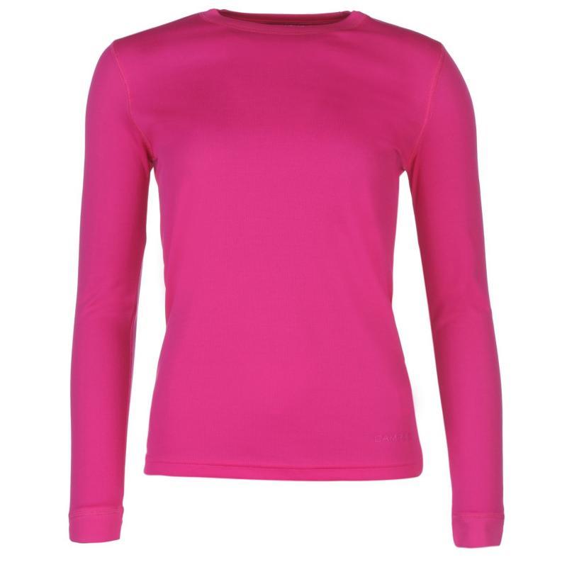 Campri Thermal Top Ladies Dark Pink