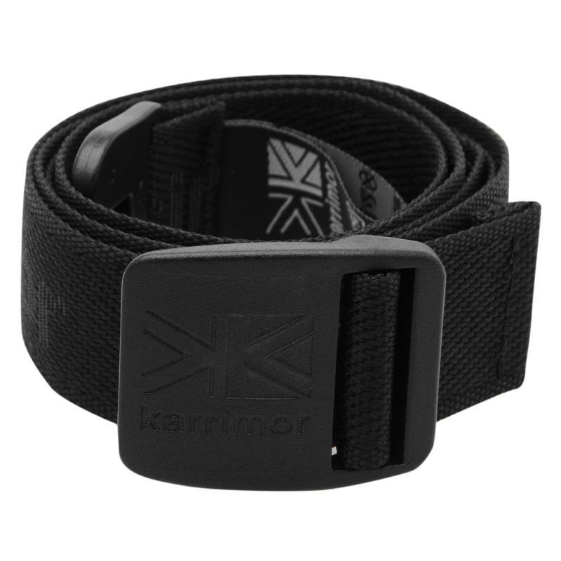 Karrimor Walking Trouser Belt Mens Black
