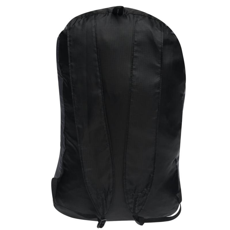Karrimor Packable Rucksack Black/Charcoal