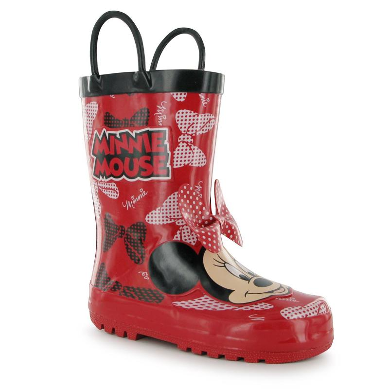 Disney Infants Wellies Minnie