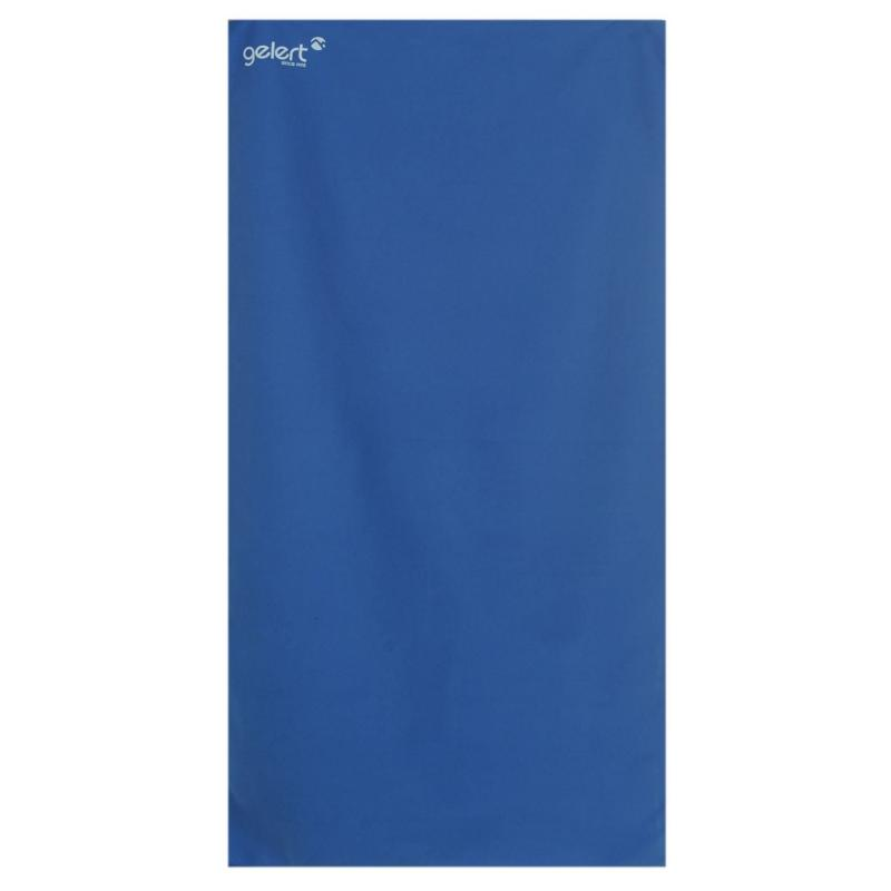 Gelert Soft Towel Small Blue