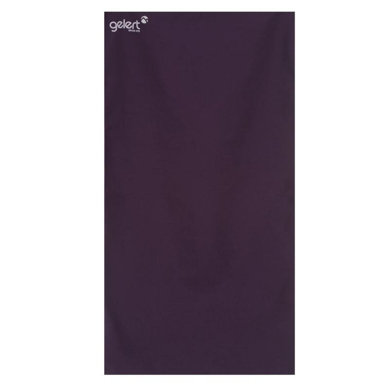 Gelert Soft Towel Small Purple