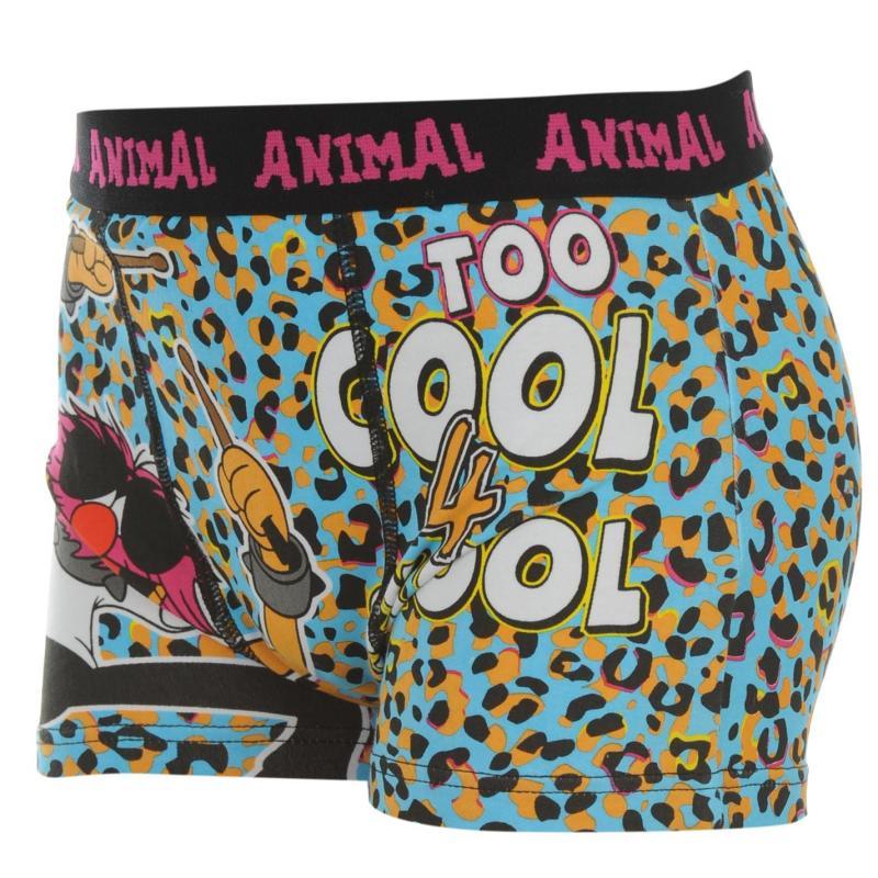 Spodní prádlo Disney Muppets Animal Single Boxers Infant Boys Animal AOP