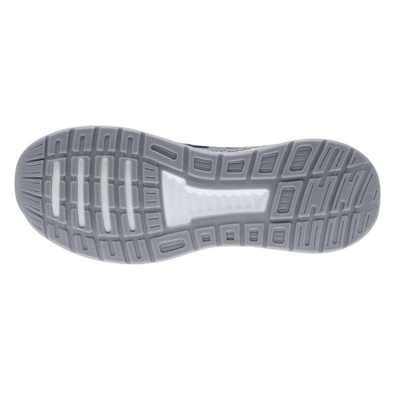 Adidas Runfalcon Trainers Ladies Grey/Coral/Wht