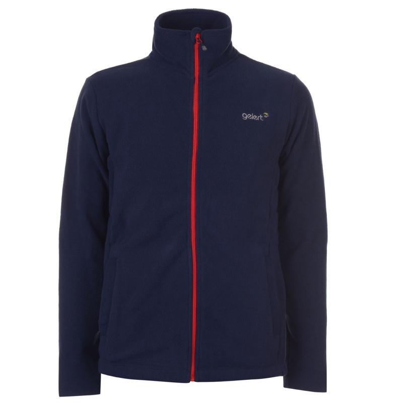 Mikina Gelert Ottawa Fleece Jacket Mens Navy