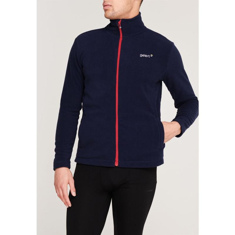 Mikina Gelert Ottawa Fleece Jacket Mens Navy