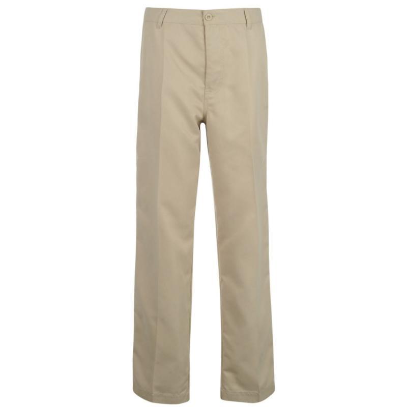 Kalhoty Dunlop Golf Trouser Mens Charcoal