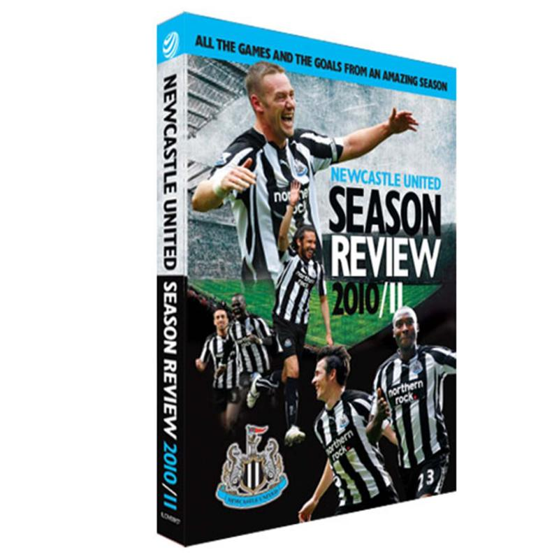 NUFC Eos Review 2010/11 multi