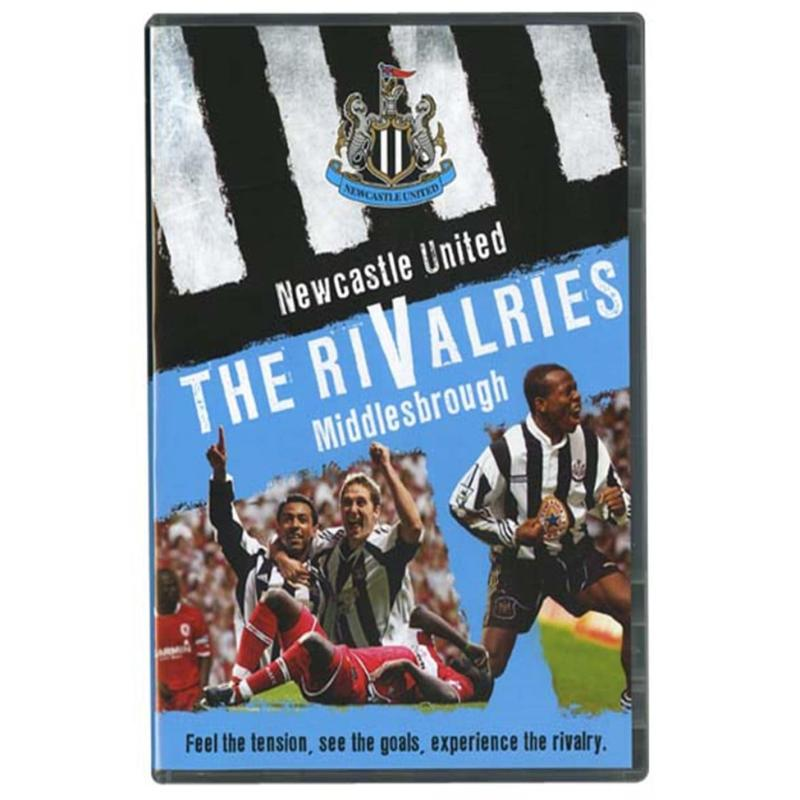 NUFC Newcastle United V Middlesbrough DVD multi
