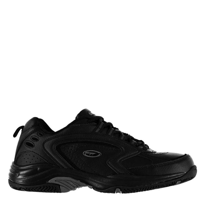 Hi Tec Blast Trainers Mens Black
