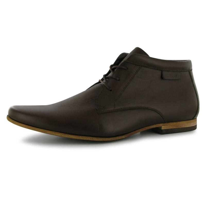 Boty Firetrap Vara Mens Boots Dark Brown