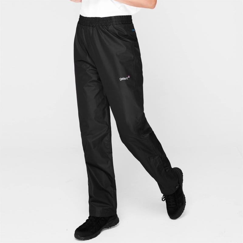 Gelert Horizon Ladies Waterproof Trousers Black