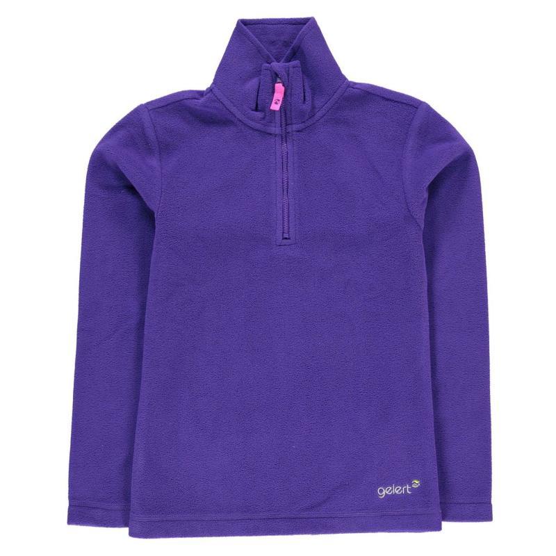 Gelert Atlantis Fleece Junior Girls Purple