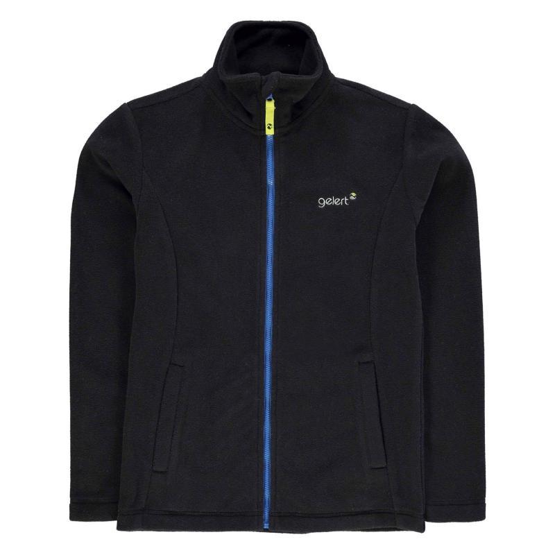 Gelert Ottawa Fleece Jacket Junior Boys Black