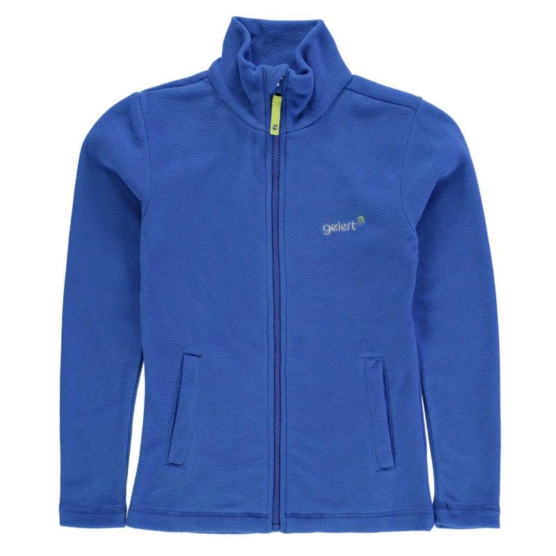 Gelert Ottawa Fleece Jacket Junior Boys Royal Blue