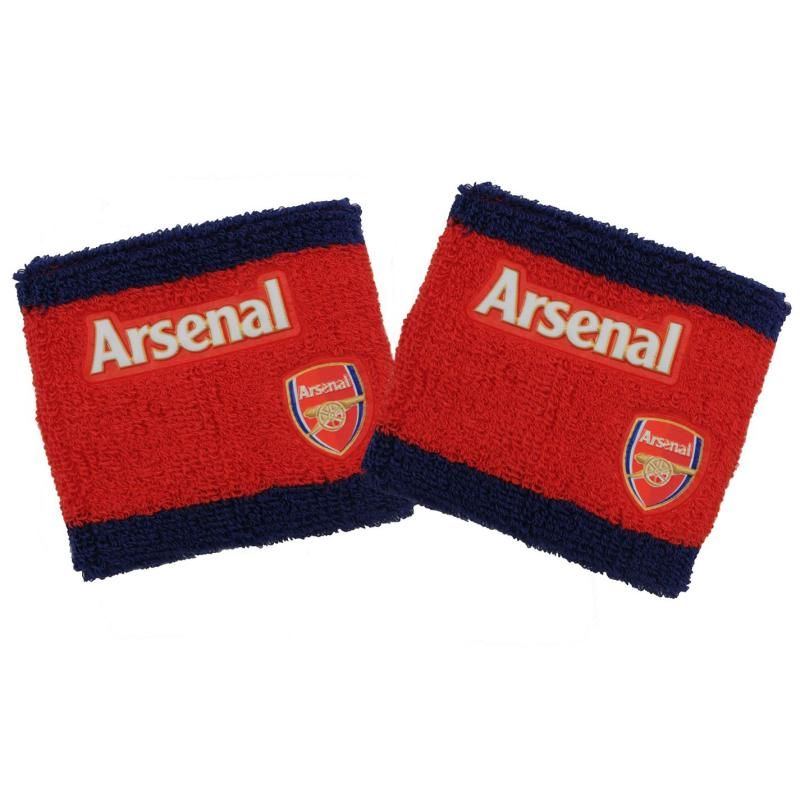 Team Wristbands Arsenal