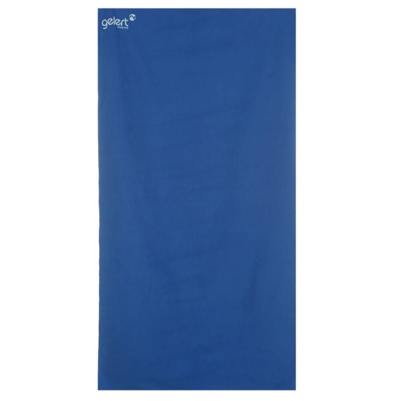Gelert Soft Towel Large Blue