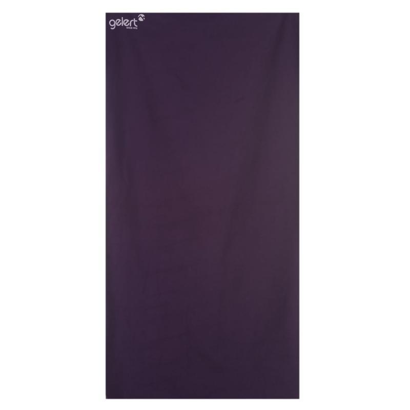Gelert Soft Towel Large Purple