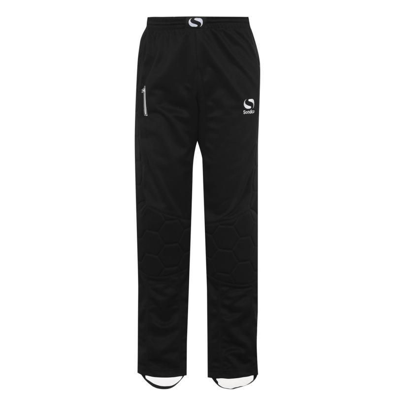 Sondico Goalkeeper Pants Mens Black