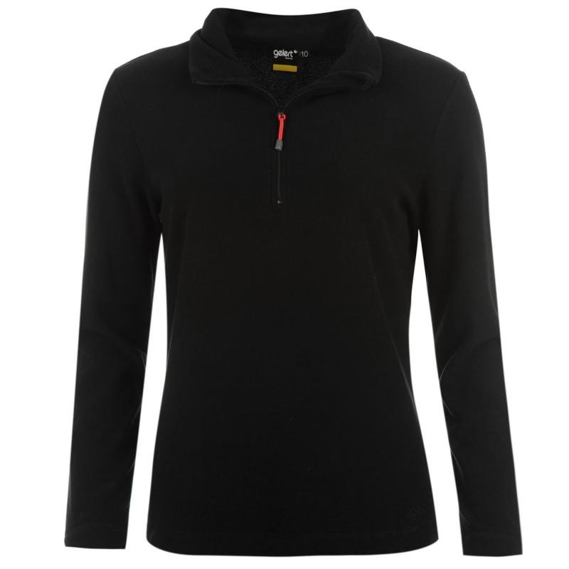 Gelert Atlantis Micro Fleece Ladies Black