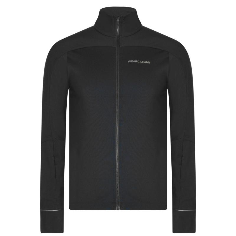 Pearl Izumi Authentic Long Sleeve Jersey Mens Black