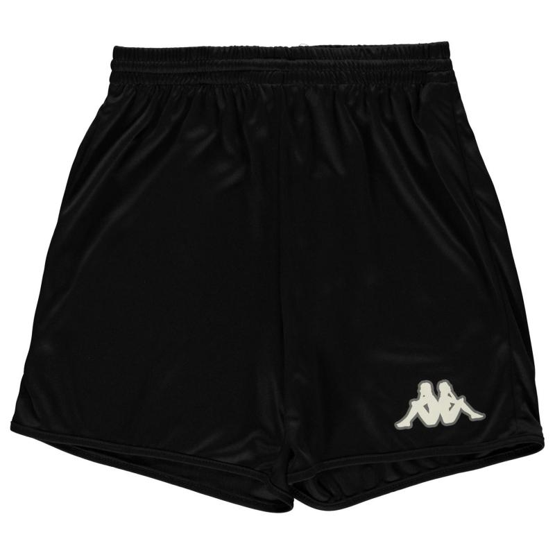 Kraťasy Kappa Lugo Shorts Junior Boys Black