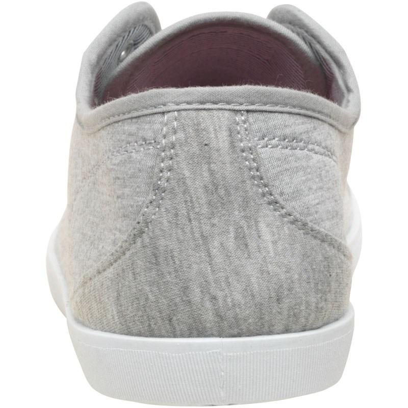 Boty Firetrap Mens Charlie Canvas Pumps Grey Jersey