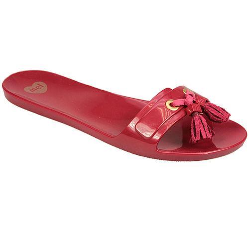 Mel Womens Citrus II Sandal Red