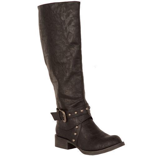 Blowfish Womens Kashmia Boots Black