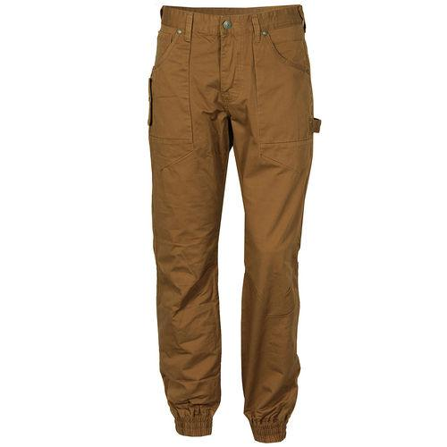 Kalhoty Voi Jeans Mens Berwick Twill Pants Brown
