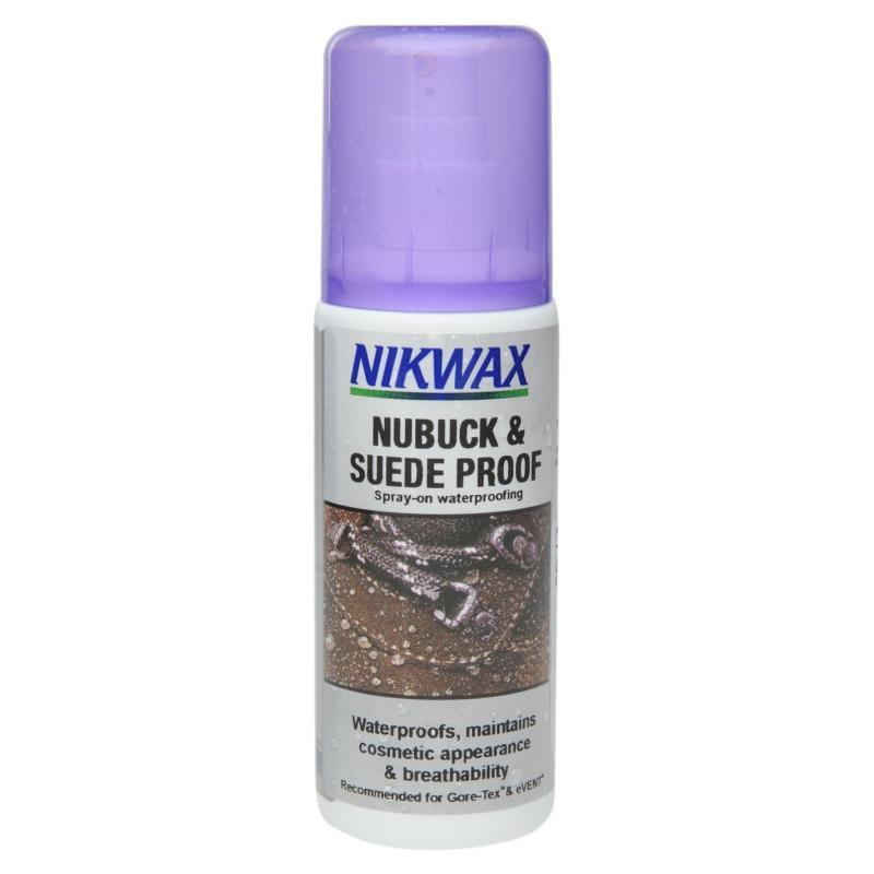 Nikwax Nubuck and Suede Waterproof Nubuck/Leather