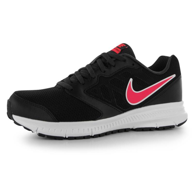 0c4af35310b Nike Downshifter VI Running Shoes Ladies Black Pink