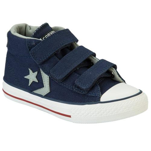 Boty Converse Children Boys Star Player 3V Mid Trainer Navy