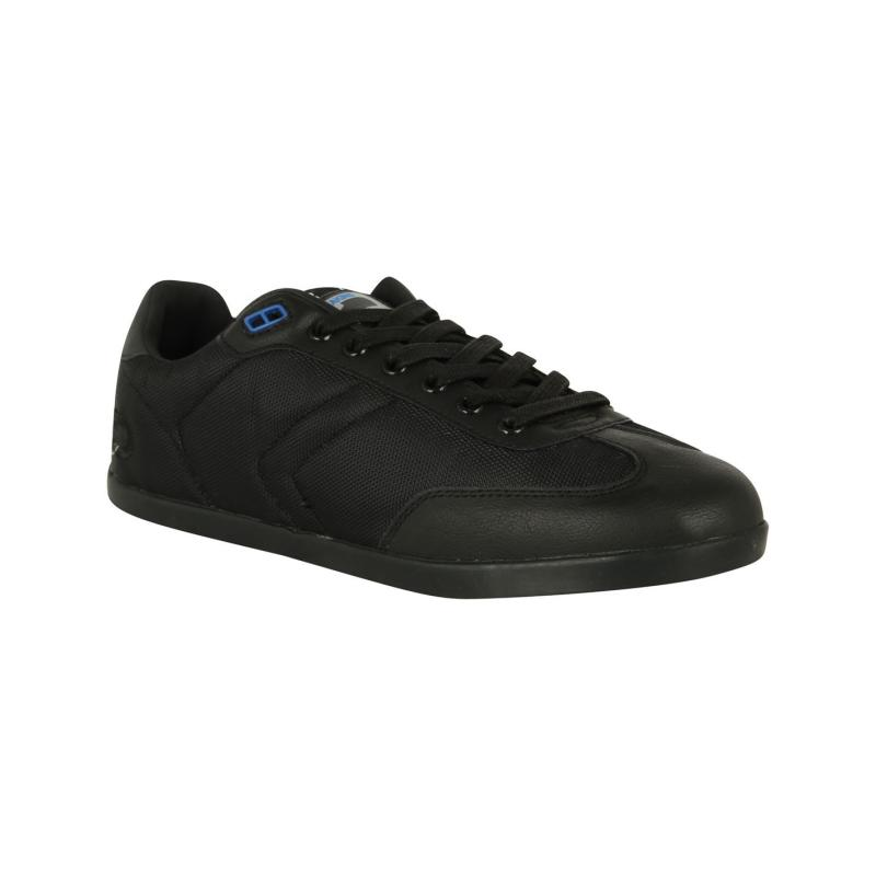 Boty Deakins Reims Sneak Mens Trainers Black