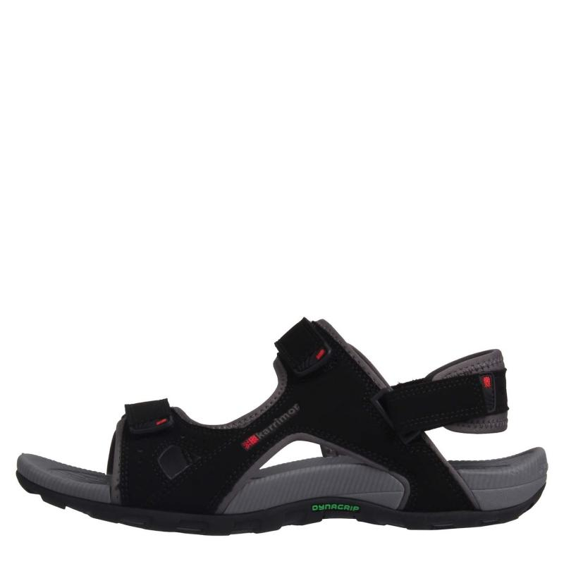 Karrimor Antibes Mens Sandals Black/Charcoal
