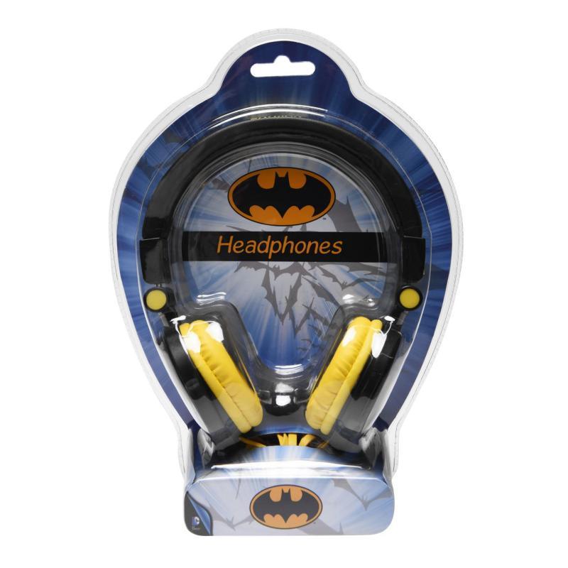 Character Headphones Batman