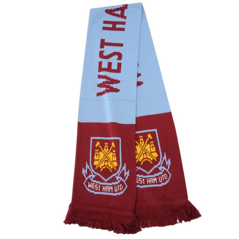 Team Football Scarf West Ham