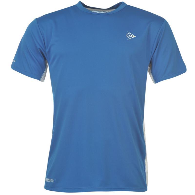 Tričko Dunlop Performance T Shirt Junior White