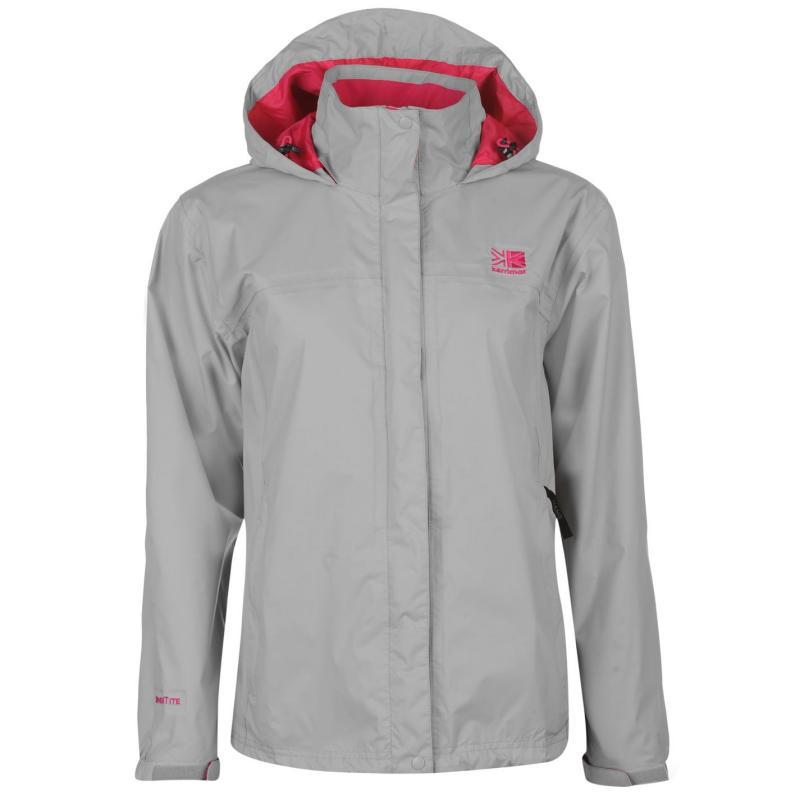 Karrimor Sierra Weathertite Jacket Ladies Cool Grey
