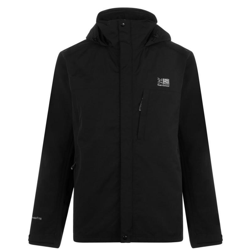 Karrimor Urban Weathertite Jacket Mens Black