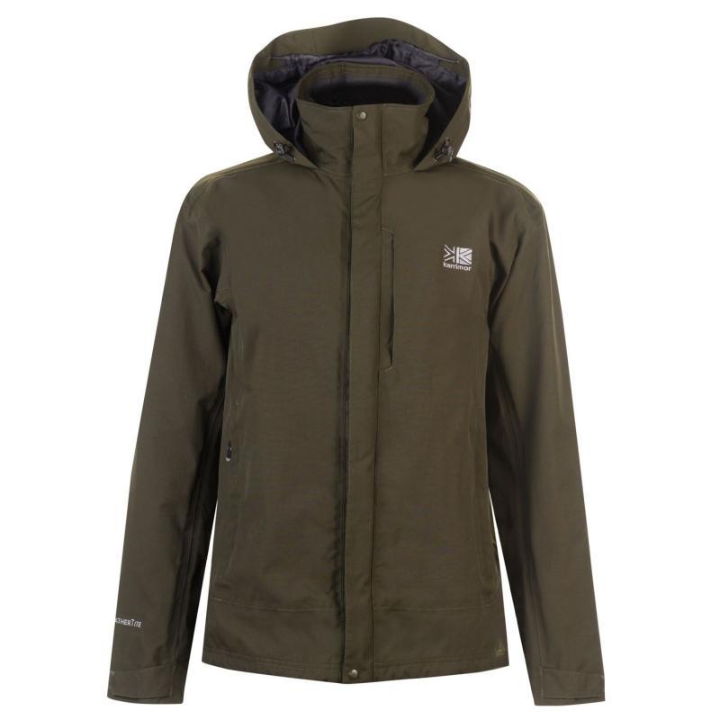 Karrimor Urban Weathertite Jacket Mens Bark