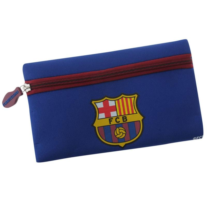 Team Neoprene Pencil Case Barcelona