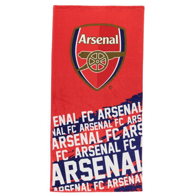 Team Velour Towel Arsenal