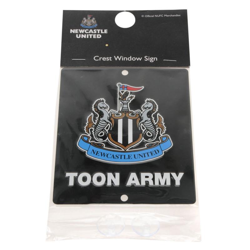 Team 3D Window Sign Newcastle